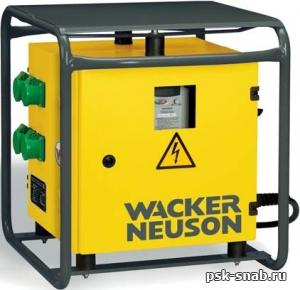 Электронный преобразователь частоты и напряжения Wacker Neuson  FUE-M/S 75A