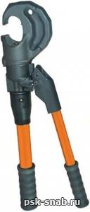 Гидравлический инструмент для опрессовки кабеля