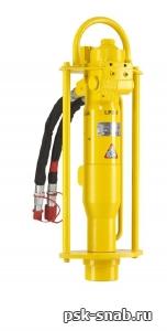 Гидравлический копер LPD-HD-T для забивки столбов с рычажным триггером
