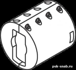 Глушитель для бетонолома CPB-20 18193006