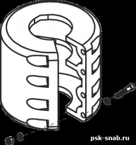 Глушитель для молотка отбойного CPH-10 18192002