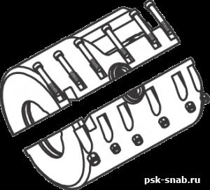 Глушитель для перфоратора CRD-27 18194005