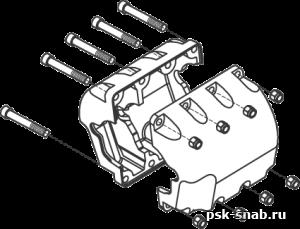 Глушитель для перфоратора CRH-7 18194006