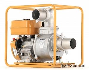 Мотопомпа бензиновая Caiman TP110EX