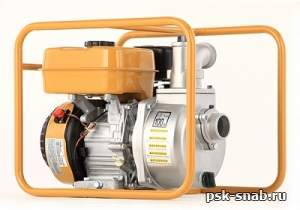 Мотопомпа бензиновая Caiman TP36EX