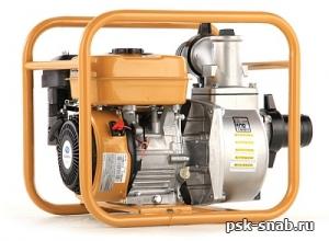 Мотопомпа бензиновая Caiman TP65EX