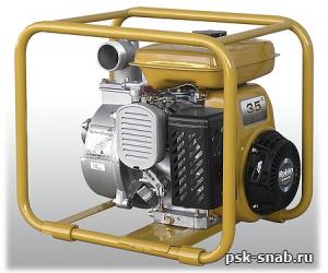 Мотопомпа бензиновая для чистой воды  Subaru PTG208 (аналог PTG210)