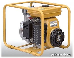 Мотопомпа бензиновая для чистой воды  Subaru PTG307 (аналог PTG310)