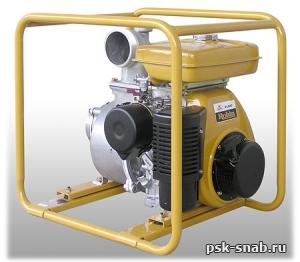 Мотопомпа бензиновая для чистой воды  Subaru PTG405