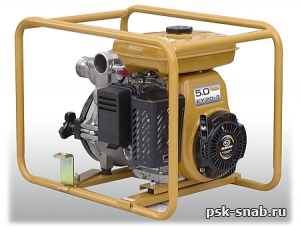 Мотопомпа бензиновая для сильнозагрязненных жидкостей Subaru PTG208T