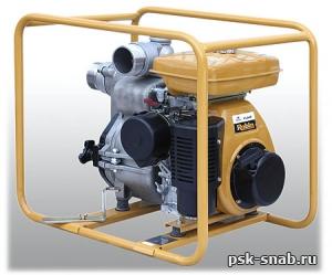 Мотопомпа бензиновая для сильнозагрязненных жидкостей Subaru PTG305T