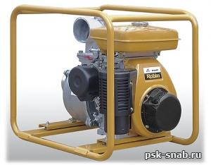 Мотопомпа бензиновая для сильнозагрязненных жидкостей Subaru PTG405T