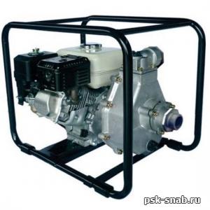 Мотопомпа бензиновая пожарная-высоконапорная Daishin SCH-4070HX