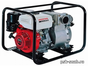 Мотопомпа бензиновая пожарная-высоконапорная Daishin SCH-5050HX