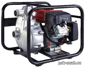 Мотопомпа бензиновая пожарная-высоконапорная Кoshin SERM-50V