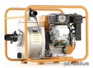 Мотопомпа бензиновая высоконапорная Caiman JET75EX
