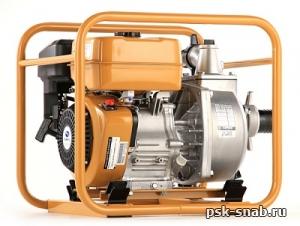 Мотопомпа бензиновая высоконапорная Caiman JET80EX