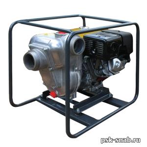 Мотопомпа бензиновая высоконапорная Caiman QP-T405SLT