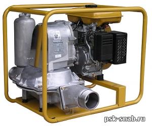Мотопомпа диафрагменная бензиновая Subaru PTG307D