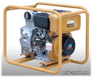 Мотопомпа дизельная для чистой воды Subaru PTD306