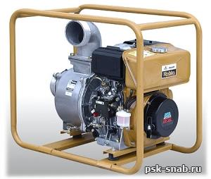 Мотопомпа дизельная для чистой воды Subaru PTD406