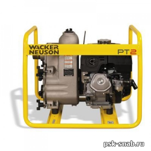 Мотопомпа для грязной воды PT 2А