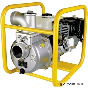 Мотопомпа для слабозагрязненной воды Wacker Neuson PG 2