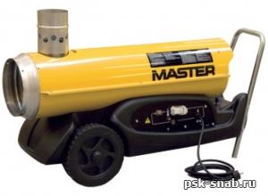 Нагреватели воздуха с непрямым нагревом  Master BV 77 E