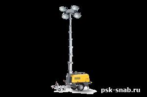 Осветительная мачта Wacker Neuson LTN 6 LV