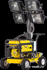 Осветительная вышка Wacker Neuson ML 240 серии М (Новинка)