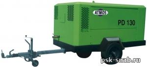 Передвижной компрессор Atmos PD 130