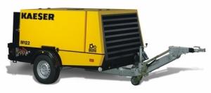 Передвижной компрессор с дизельным приводом KAESER M 122