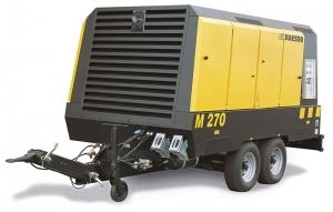 Передвижной компрессор с дизельным приводом KAESER M 270