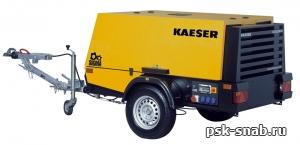 Передвижной компрессор с дизельным приводом KAESER M 64