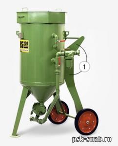 Пескоструйный аппарат Contracor  DBS-100