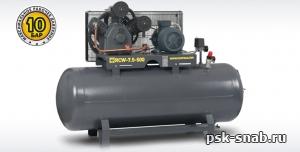 Поршневой компрессор RECOM RCW-7,5-500