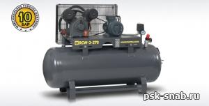 Поршневой компрессор RECOM RCW-3-100