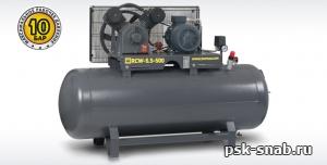 Поршневой компрессор RECOM RCW-5,5-100
