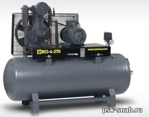 Поршневой компрессор серии RECOM RCI-4-500