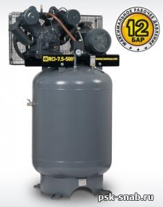 Поршневой компрессор серии RECOM RCI-5,5-500V