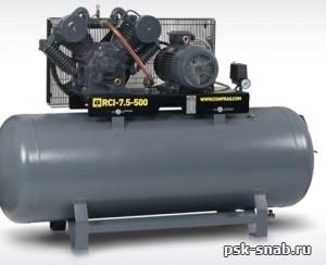 Поршневой компрессор серии RECOM RCI-7,5-500