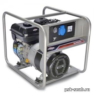 Портативный бензиновый генератор Briggs&Stratton 2400A