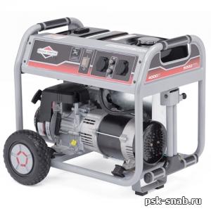 Портативный бензиновый генератор Briggs&Stratton 3750A