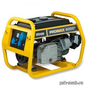 Портативный бензиновый генератор Briggs&Stratton Promax 6000 A