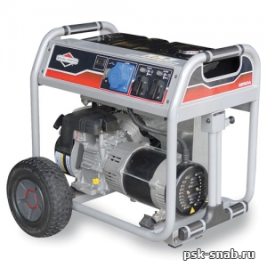 Портативный бензиновый генератор Briggs&Stratton 6250A