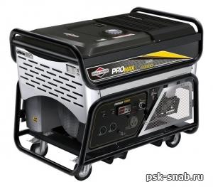 Портативный бензиновый генератор Briggs&Stratton Promax 10000 TEA