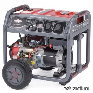 Портативный бензиновый генератор Briggs&Stratton серии Elite 7500EA