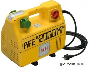 Преобразователь частоты ENAR серии AFE чемоданного типа AFE 2000M