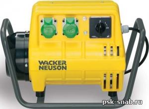 Преобразователи частоты и напряжения Wacker Neuson  FU 1,8 / 200W