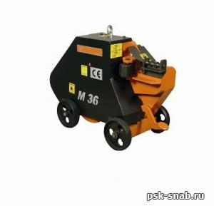 Станки для рубки арматуры GocMakSan (GMS) M 36